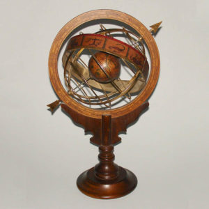 The Ptolemaic Armillary sphere